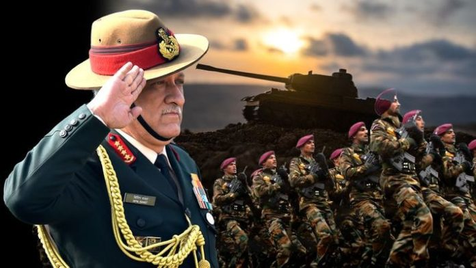 Formation of Integrated Battle Groups to combat the war on Pakistan and China border