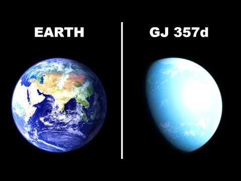 Super-Earth GJ 357D: The scientists of NASA find Earth-like planet, will there be water and life? NASA discovers, expecting life apart from a solar system, नासा की खोज़