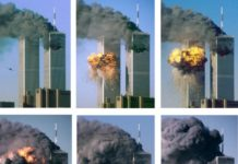 Terrorist Attack In New York, 9/11 Twins Tower Terrorist Attack, Planes Highjack During 9/11 Terrorist Attack, 9/11 Attack Anniversary, 9/11 Black Day For New York, 18 years of 9/11 Attack