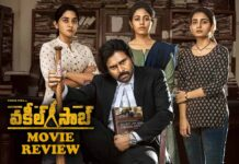 Vakeel saab movie review